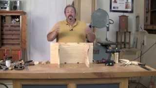 Shaker Stool - Assembly 2