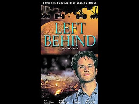 Opening To Left Behind:The Movie 2000 VHS
