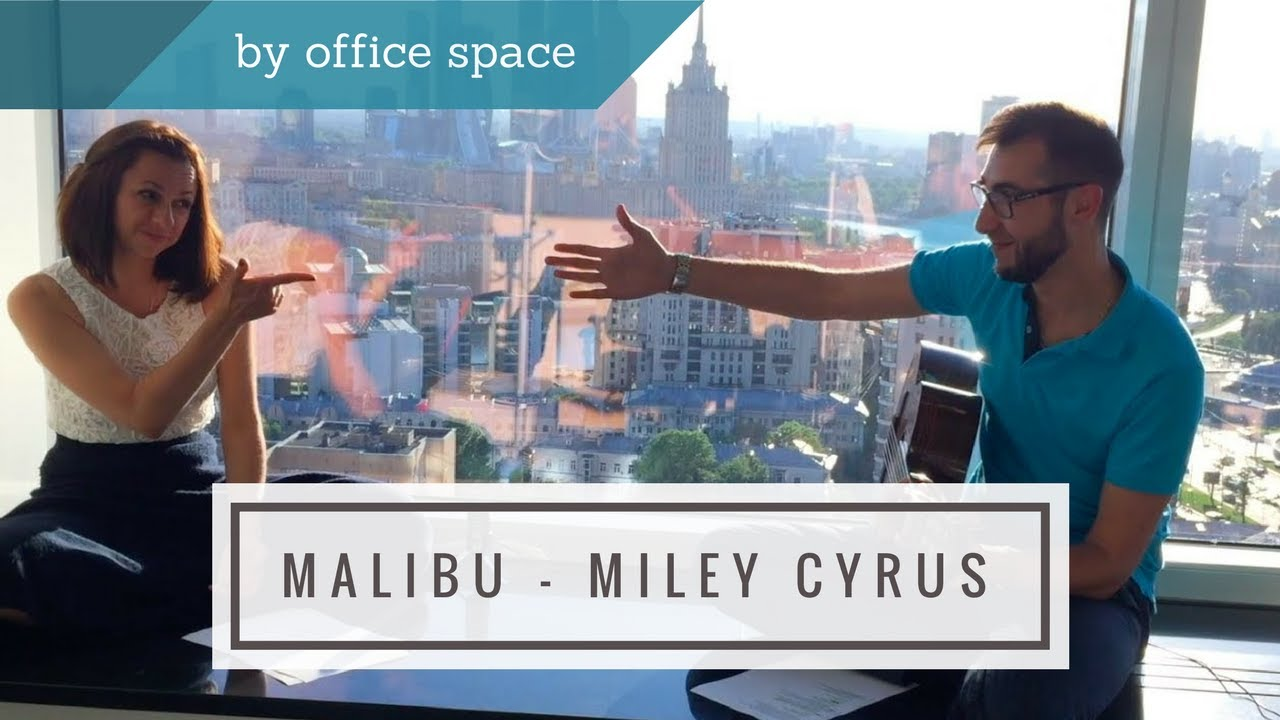 office space cover. Malibu - Miley Cyrus | Office Space Cover C
