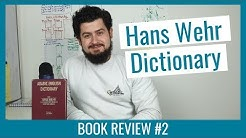 Arabic Resource Reviews #2 || Hans Wehr Dictionary || Arabic Books