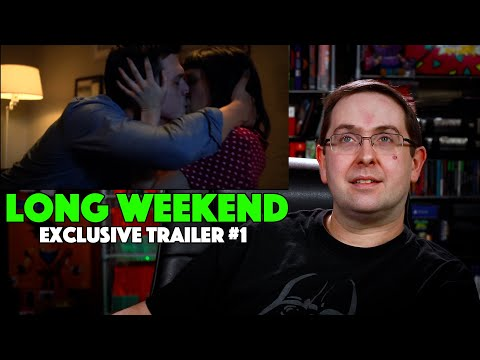 REACTION! Long Weekend Exclusive Trailer #1 – Wendi McLendon-Covey Movie 2021