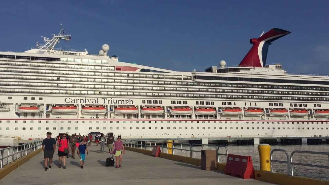 Ship on Carnival Triumph Cruise Ship - Cruise Critic  Carnival Triumph
