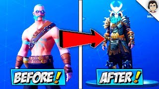 How To UNLOCK MAX RAGNAROK & DRIFT *FAST*! How To LEVEL UP & RANK UP FAST In Fortnite Battle Royale