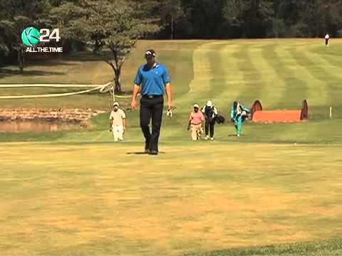 Snow, Indiza Only Kenyans Who Made The Cut At Kenya Open