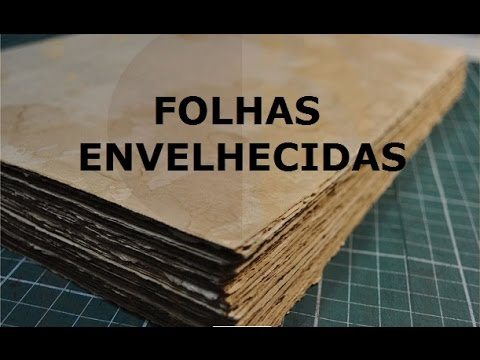 Folhas Envelhecidas (Aged Sheets) - VIDEO