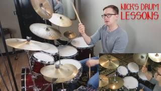 """House of the Rising Sun"" The Animals - Nick's Drum Lessons"