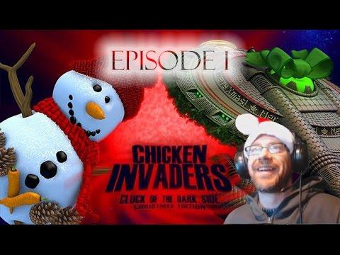 Chicken Invaders 5 Cluck of the Dark Side Full Crack