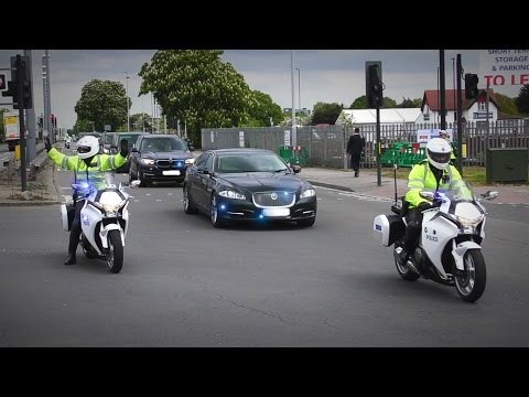 London Police | Special Escort Group | Japanese Prime Minister motorcade