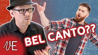 What is Bel Canto Singing Technique? | #DrDan 🎤