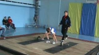 чемпионат области 2009 мл кадеты