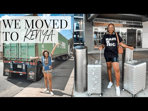 We Moved to Kenya! Why We Moved Back to Africa | The Kola Family