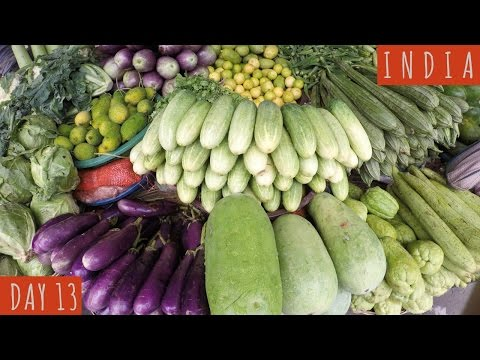 Bagdogra Market & Easy Mango Eating | DAY 13