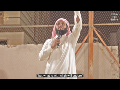 Mansur al-Salmi - Beautiful Reminder about Heaven