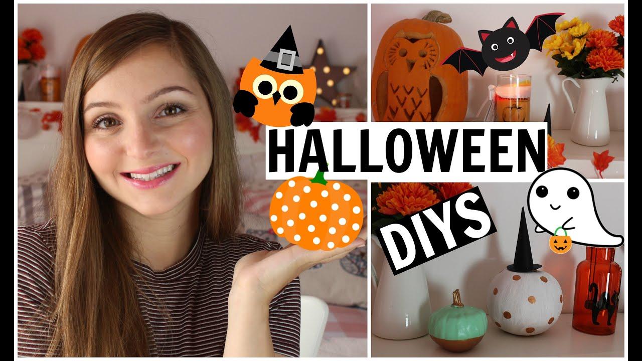 halloween diys modi facili per decorare la stanza