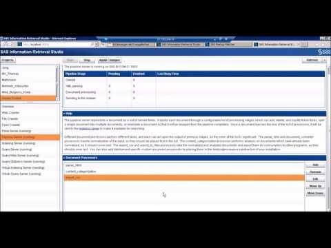 FOM Text Mining Kurs - Teil 3 Information Retrieval und Markup Matcher