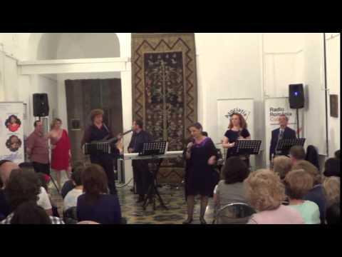 Concert Bucharest Klezmer Band - Noaptea Alba a Muzeelor 2015 (Mogosoaia)