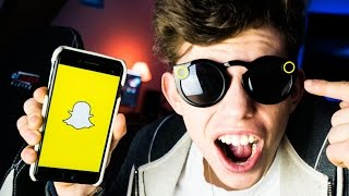 SNAPCHAT SPECTACLES IN THE UK!!?