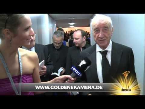mit Armin MuellerStahl  Goldene Kamera 2012