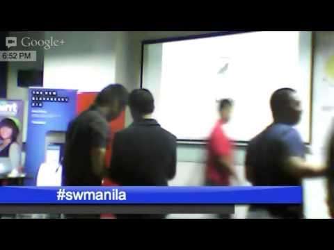 Startup Weekend Manila 2013 Presentations