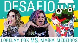 Baixar LORELAY FOX X MAÍRA MEDEIROS: FILMES DE SUPER HERÓIS | Desafio TNT