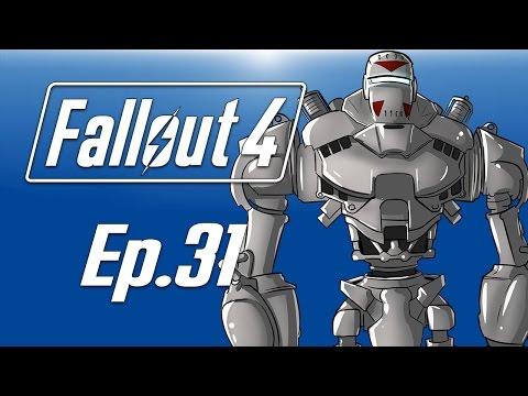Delirious plays Fallout 4! Ep. 31 (BUILDING LIBERTY PRIME!!!!) GIANT ROBOT!!!