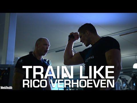 Zo traint Rico Verhoeven voor hét gevecht!