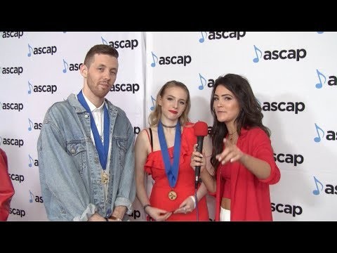 Loote Interview 35th Annual ASCAP Pop Music Awards Red Carpet