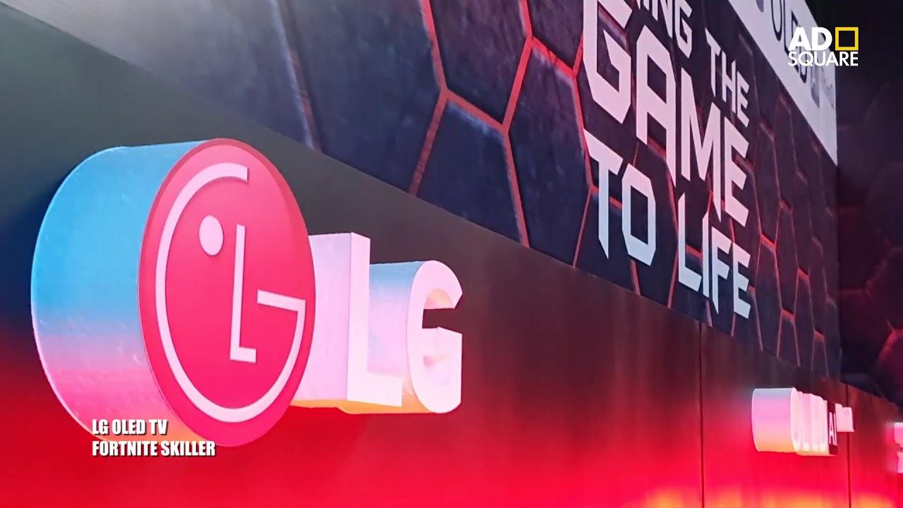 AD SQUARE x LG Electronics @Gameathlon Winter 2020