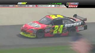 Top 10 Jeff Gordon Crashes