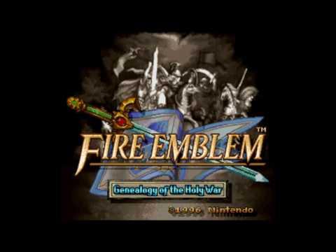 Fateful Battle - Fire Emblem: Genealogy of the Holy War Soundtrack Extended