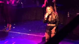 "Tamia "" Almost "" Live NYC Irving Plaza"