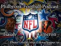 Week 10, 2017- Philbrook Football Podcast