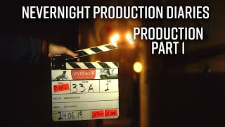 Nevernight Production Diaries   Production Part 1