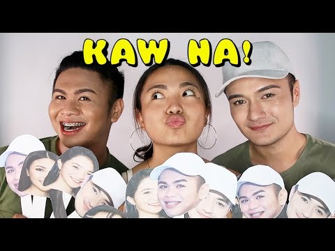 BUKINGAN with the  MAMSHIES!!! (Face-to-Face Challenge)