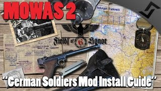 German Soldiers Mod Install Guide - GSM Tutorial for MOWAS 2
