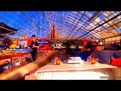 RC truck engagements in the   glass house  Tamiya truck   rcmodeltruck drivhuset