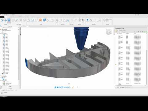 FeatureCAM Getting Started - Tutorial - Interactively Identify Features from 3D CAD Models