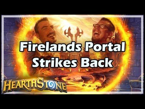 [Hearthstone] Firelands Portal Strikes Back