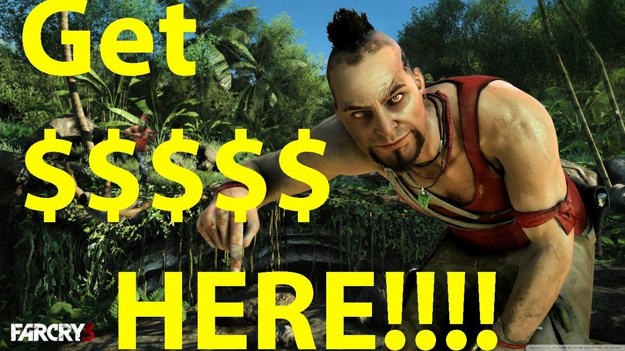 Far cry 3 unlimited money cheat -unlimited $$$$$$ youtube.