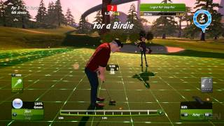 Powerstar Golf Gameplay Demo - IGN Live