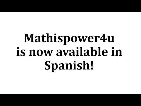 mathispower4u