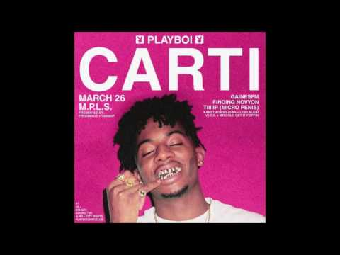 Playboi Carti-By Myself Freestyle Type Beat [Prod.Marc Beats]