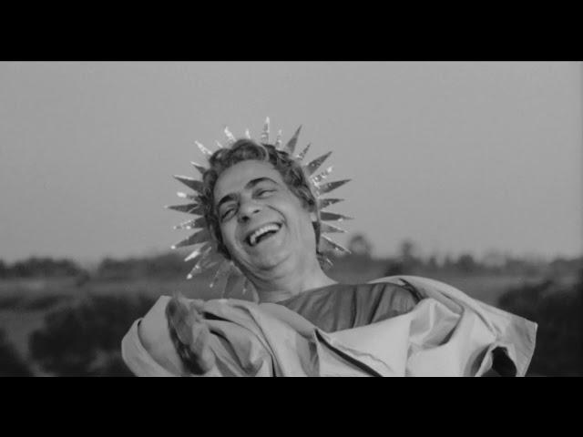 RoGoPaG | LA RICOTTA DI PIER PAOLO PASOLINI | TRAILERS FILMFEST 2021