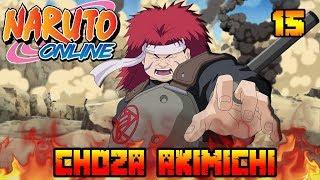 Naruto Online - Formasi Combo (Rekomended) Choza Akimichi - Midnight Blade #15