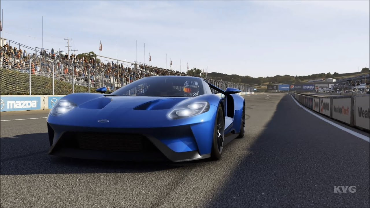 Forza Motorsport  Ford Gt  Test Drive Gameplay Xboxone Hd Pfps