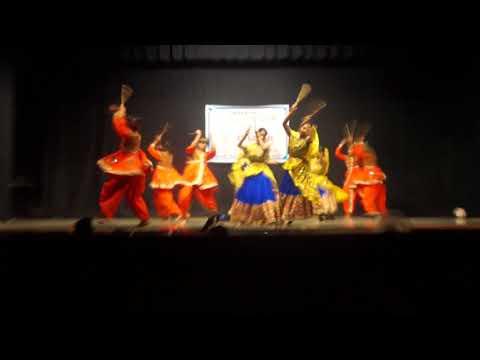 Garba dance INTERSCHOOL STATE LEVEL 1st PRIZE winner Swady sir