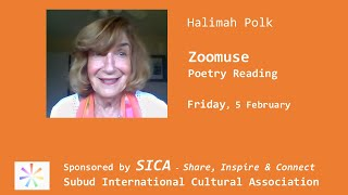 Zoomuse - Halimah Polk - 5 February 2021