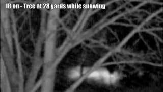 Bushnell 4x40mm Equinox Night Vision Review