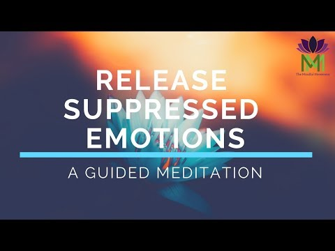 15 Minute Guided Meditation to Release Suppressed Emotions