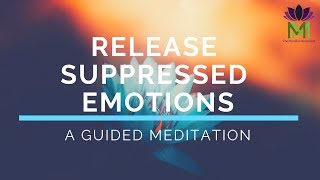 15 Minute Guided Meditation to Release Suppressed Emotions / Mindful Movement